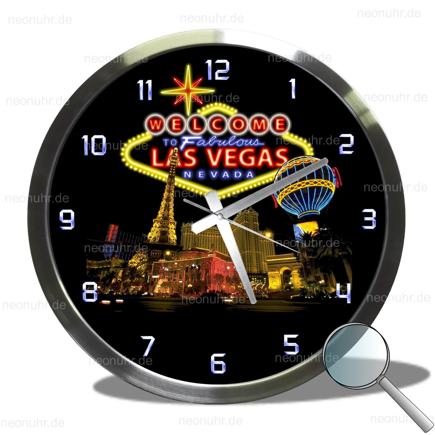 Las Vegas Uhr